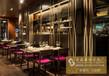 主題餐廳家具定做創意酒店實木餐桌椅美式復古餐桌椅