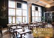 餐厅餐桌实木创意餐桌北欧现代餐桌椅