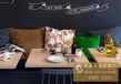 美观实用星巴克实木餐桌餐厅餐桌摆放图片广东餐桌批发