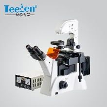 DXY-2倒置荧光生物显微镜图片