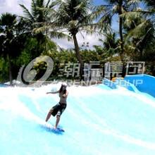 广州番禺潮流水上乐园建造有限公司供应滑板冲浪设备
