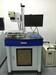 溫州天策供應KN95口罩打標打碼激(ji)光打碼機機器現貨(huo)技術支持