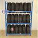 輪胎貨架1.5×0.5×2米一組200元鄭州貨架廠家首選河南金博瑞貨架廠