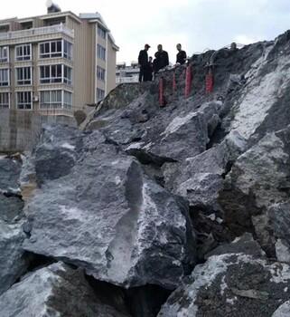 矿山使用液压破石器一方费用