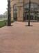 无锡透水地坪彩色混凝土透水地坪