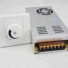 350W恒压电源LED驱动电源外置可控硅MR16调光24V灯条灯带调光12V