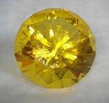 手机柜台装饰品摆件七彩水晶钻石批发手工切割钻石定制