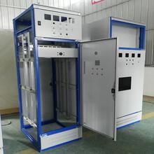 供应GGD开关柜柜体固定分隔柜高低压开关柜柜体GGD交流低压配电柜柜体上华电气图片