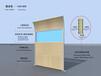 南京专业吸音材料制作声屏障wpc隔音屏