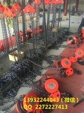 20吨安全电动葫芦价格高质量群吊葫芦厂家