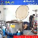 热销不锈钢三足离心脱水机可非标定制塑料颗粒脱水机