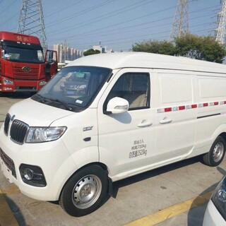 深圳纯电动面包车出租公司,新能源面包车租赁图片1