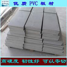 廠家直銷硬質PVC板材工業用PVC塑料硬板圖片