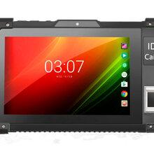 GA700建檔持證系統信息錄入智能身份指紋讀取器圖片