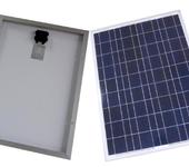 单晶100W太阳能电池板