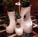 长沙商场玻璃钢花盆玻璃钢异形花盆