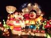 滨江公园灯光节欢迎你走出室内进去大自然
