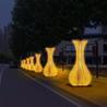 梦幻彩灯制作厂家造型设计具有极高艺术价值