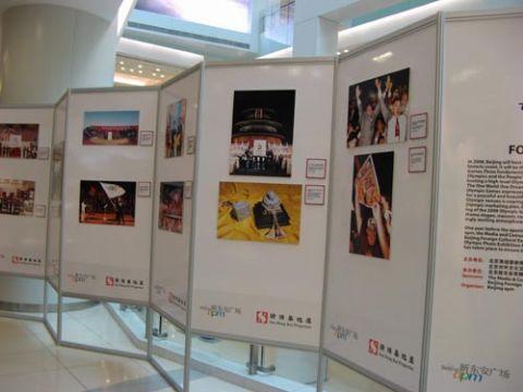 展览宣传展板,书画展览展板,作品宣传展板,海报贴画展板现货租赁