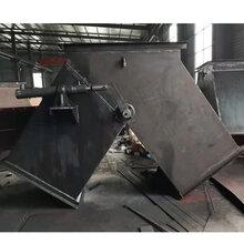 供应不锈钢电液动耐磨三通分料器