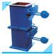中悅機械電動翻板式卸灰閥,蘇州電動雙層卸灰閥規格齊全