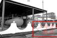 转炉煤气干法除尘喷枪、干法水泥生产线窑尾废气增湿塔喷枪