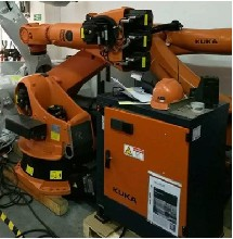 德国库卡机器人售后服务联系KUKA搬运机器人维修保养