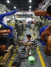 ABB机器人启动不了处理ABB示教器维修ABB机器人驱动器维修