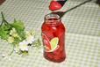 和派258草莓水果罐头批发_罐头价格