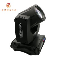深圳演出工程力洋演出设备摇头光束灯230W摇头灯