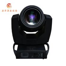 深圳厂家直销舞台灯光230W光束灯摇头图案灯演出工程