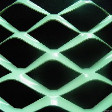 菱形钢板网六角钢板网花式金属板网鱼鳞孔金属板网中泰钢板网厂家直销