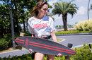 四輪電動滑板車Teamgee四輪電動滑板車平衡車車圖片