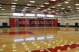 运动场馆木地板篮球馆实木地板翻新
