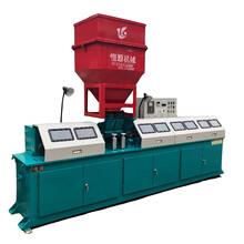 金恒源合金包芯線機組>GBX-6型(粉劑)包芯線機組圖片