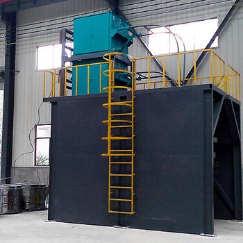 河南金恒源球化站、铸造球化站、喂线球化孕育处理站