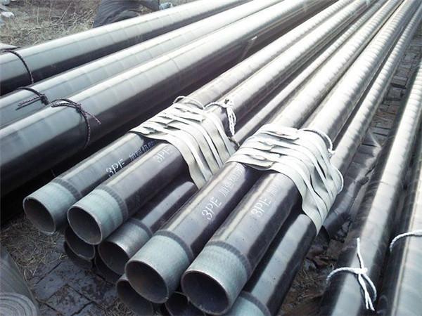 哈巴河3pe防腐螺旋钢管报价