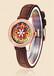 祥时轮观音坛城SL-L6901-硅胶带手表批发加盟
