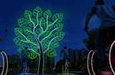 策劃光雕展廠家安裝互動裝置市政亮化圖片