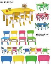 成都幼儿园桌椅厂家直销,四川幼儿园六人桌,幼儿园高端桌凳,幼儿园各种形状凳桌图片