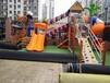 四川儿童实木滑梯厂家,成都幼儿园进口实木梭梭板,实木儿童荡桥,实木钻爬玩具