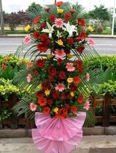 安吉苏卢村附近开业花篮罗马柱花车苏卢农贸批发市场花束礼盒
