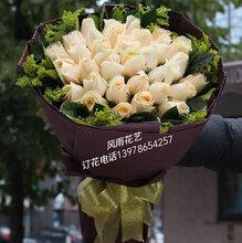 民生花店民生路订花民生路送花1397865)4257生日鲜花预定花束礼盒