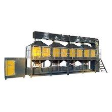 催化燃烧设备生产基地VOCS废气催化燃烧处理设备专业定制