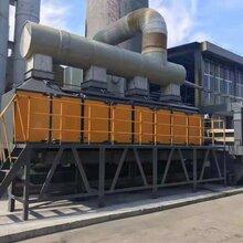 厂家直销催化燃烧设备VOCS废气催化燃烧处理设备哪家专业