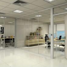 广州办公室玻璃隔断厂家-提供设计、生产、安装服务