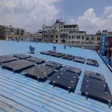 太阳能发电,5kW光伏并网发电系统,日发电15度电
