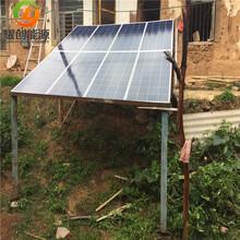 光伏发电设备,1kW家用离网太阳能供电系统,日发电3度