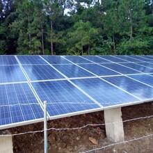 设计配置销售安装5.5+3太阳能提灌站/太阳能泵站,扬程240m,流量10m³/h