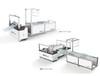 TPET供应:毛巾机全自动毛巾机器设备自动缝边四边缝